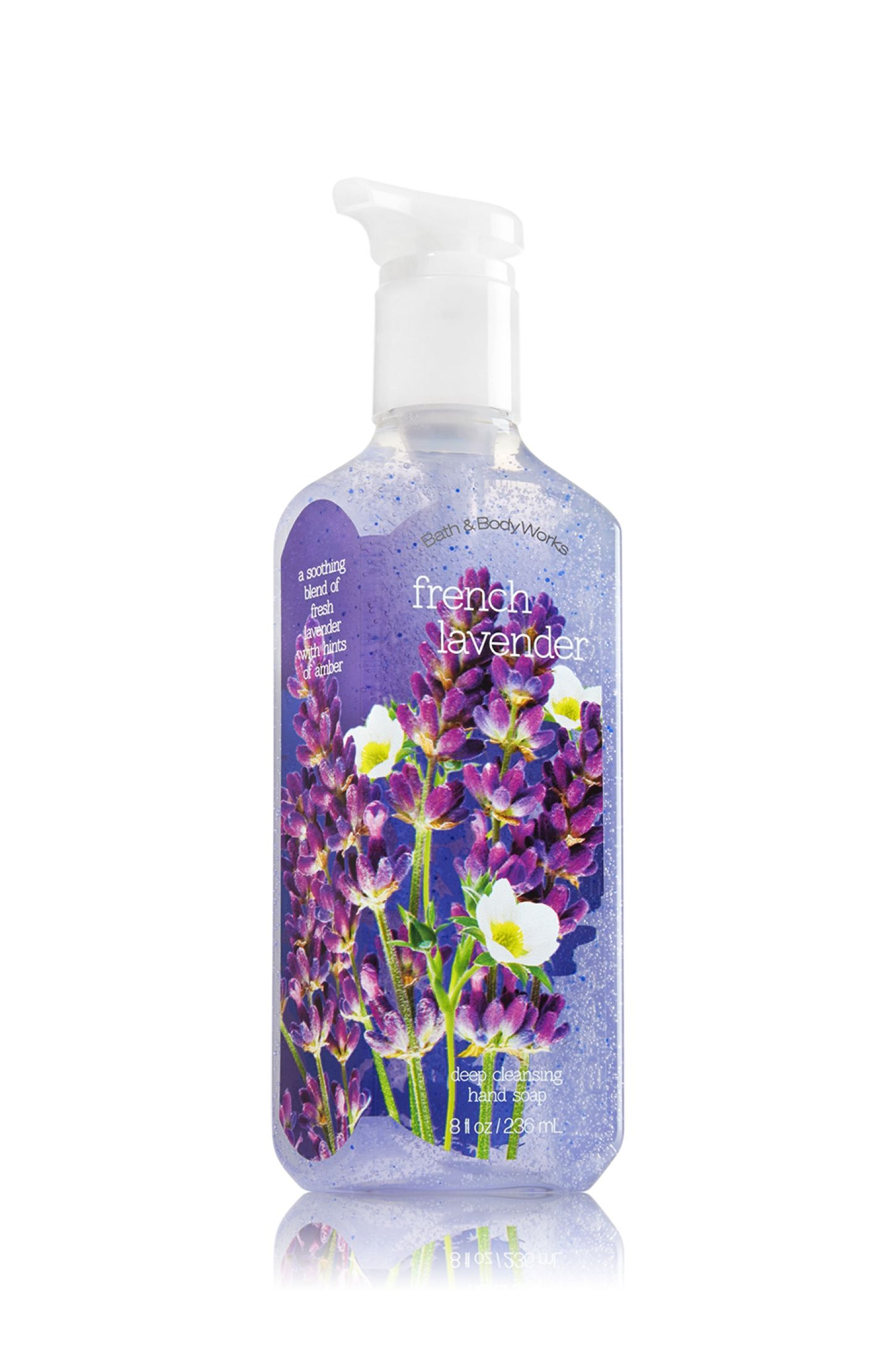 French Lavender Deep Cleansing Soap Soap Sanitizer Bath Body