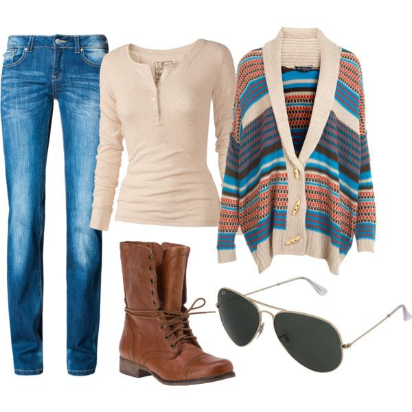 Out and About, created by carlygracek on Polyvore