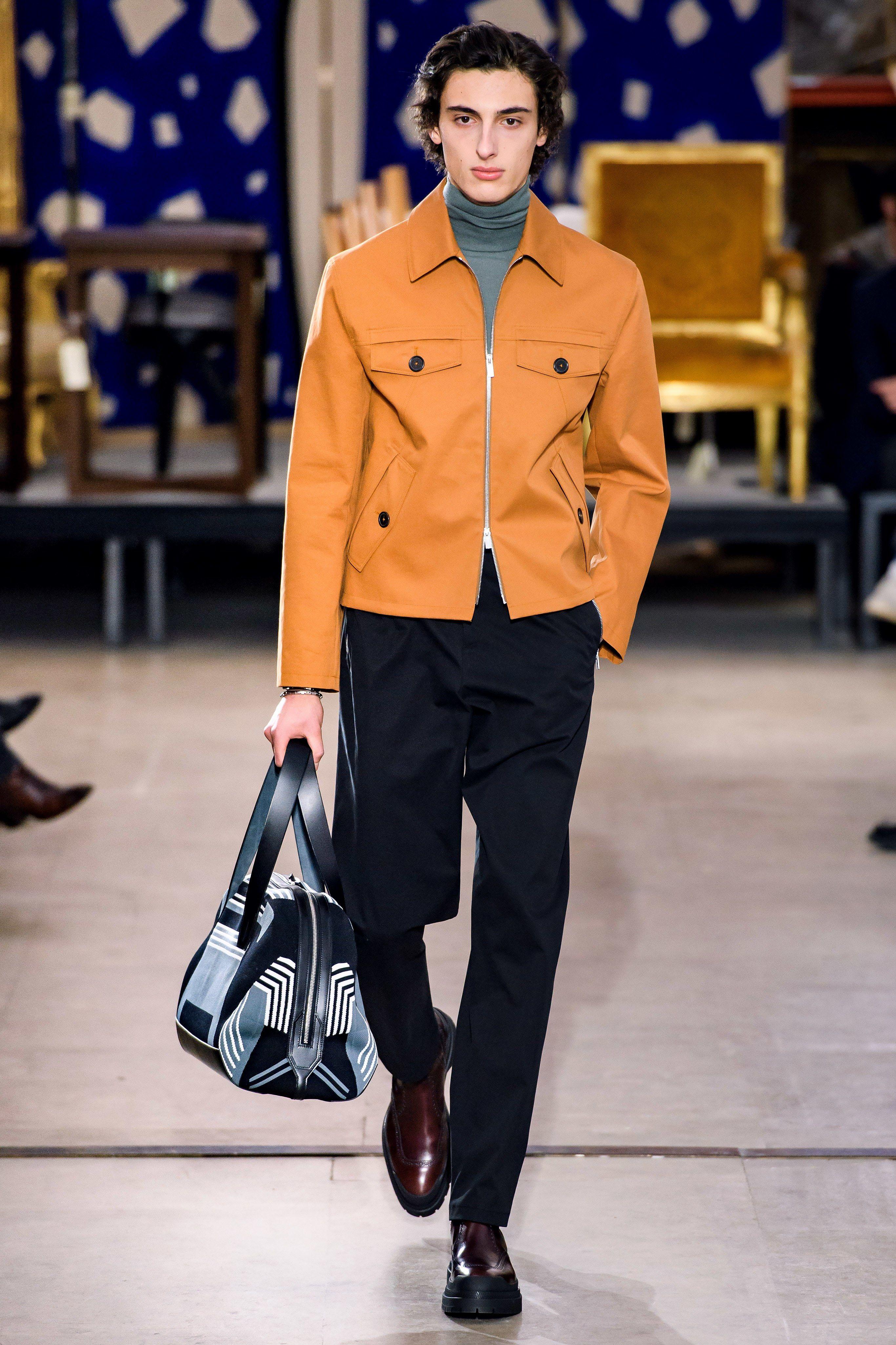 Hermès Fall 2019 Menswear Fashion Show