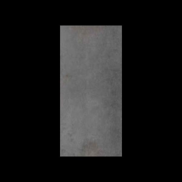 Saga antracite gres padlólap sötétszürke 31x61,8 cm