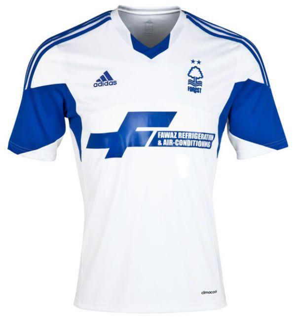 Nottingham Forest 2013-14 adidas Third Kit