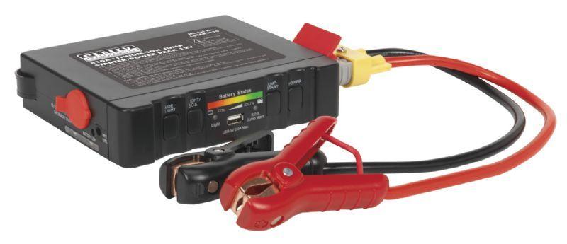 Sealey (LSTART810) 810 Amp Lithium Ion Jump / Starter