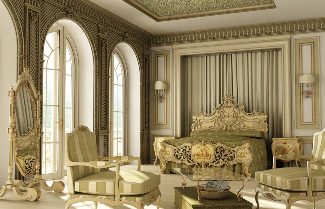 Roman Style Bedroom Bedroom And Living Room Decoration Design Classical Style Luxury Master Bedroom Design Luxury Bedroom Master Victorian Interior Design