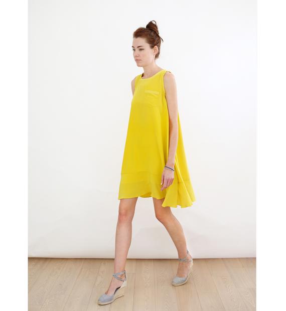 Svilu Marigold Tent Dress | A Boy Name Sue