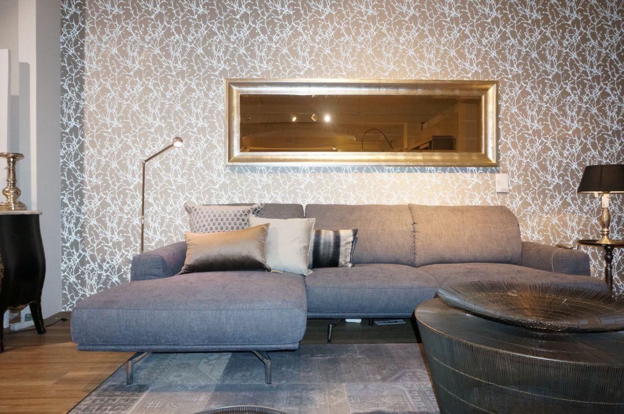 Sofa Livorno Mit Motorischer Sitztiefenverstellung In Grauem Stoff Couch Einrichtung Interior Ewaldschillig Grau Te Mit Bildern Innenarchitektur Haus Deko Zuhause