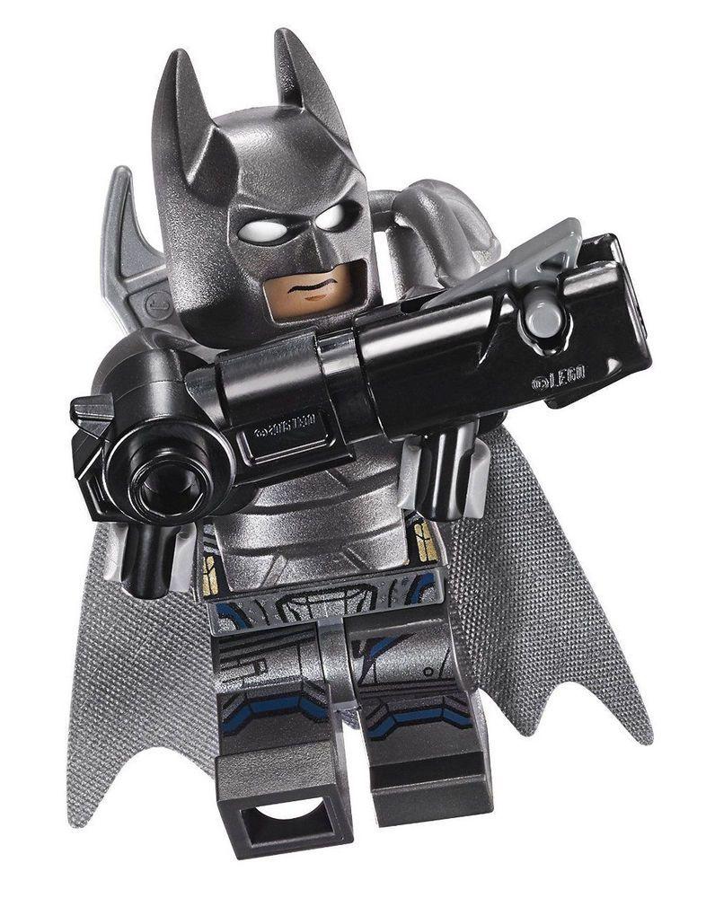 Unique Batman Vs Superman Bedroom Ideas That Rock: Details About LEGO BATMAN MINIFIGURE Vs. Superman Clash Of