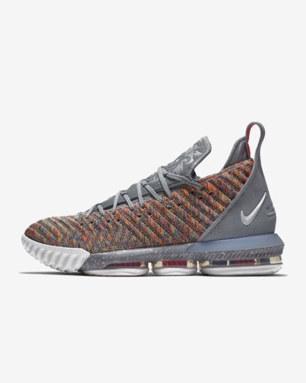 1225d90f6d78 LeBron 16 Basketball Shoe in 2019
