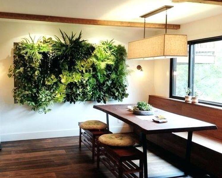 25 Easy DIY Zimmerpflanzen Wanddekoration für Ihr Zuhause