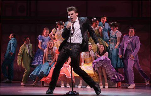 Bye Bye Birdie Broadway