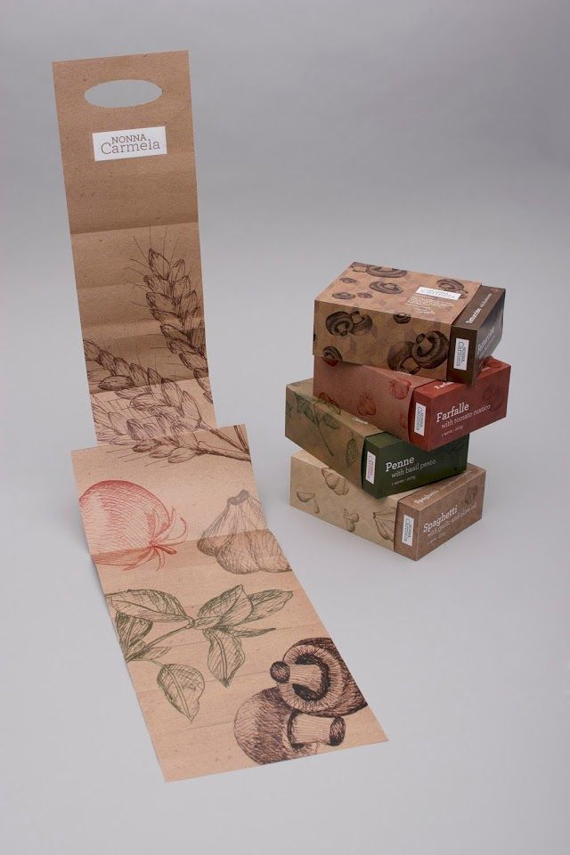 Nonna Carmela (Student Project) on Packaging of the World - Creative Package Design Gallery