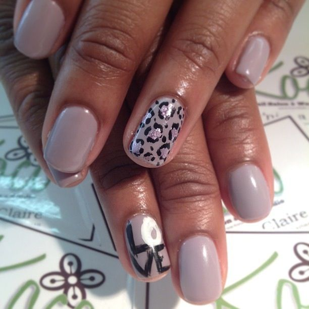 LOVE...by Koco Nails (Philadelphia) | Nail Art | Pinterest