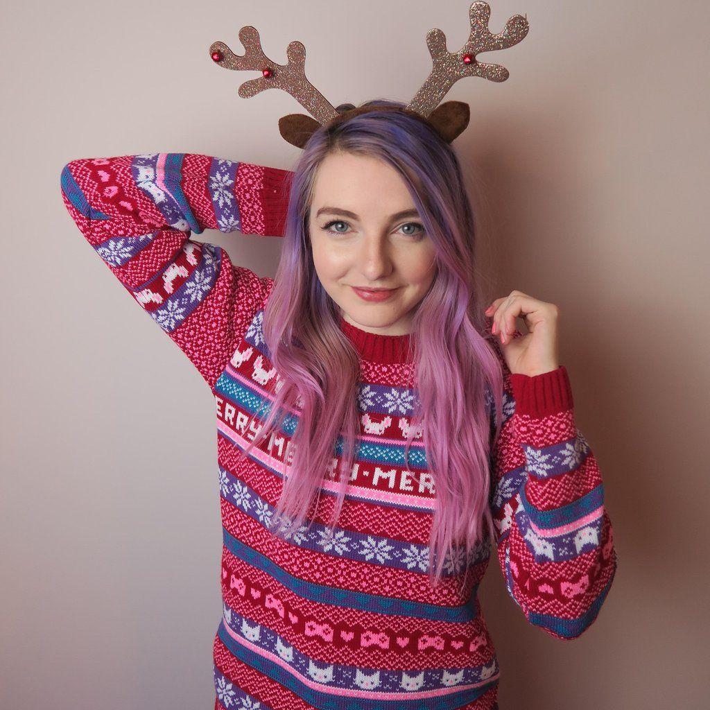 LDShadowLady Ugly Christmas Sweater   Ldshadowlady