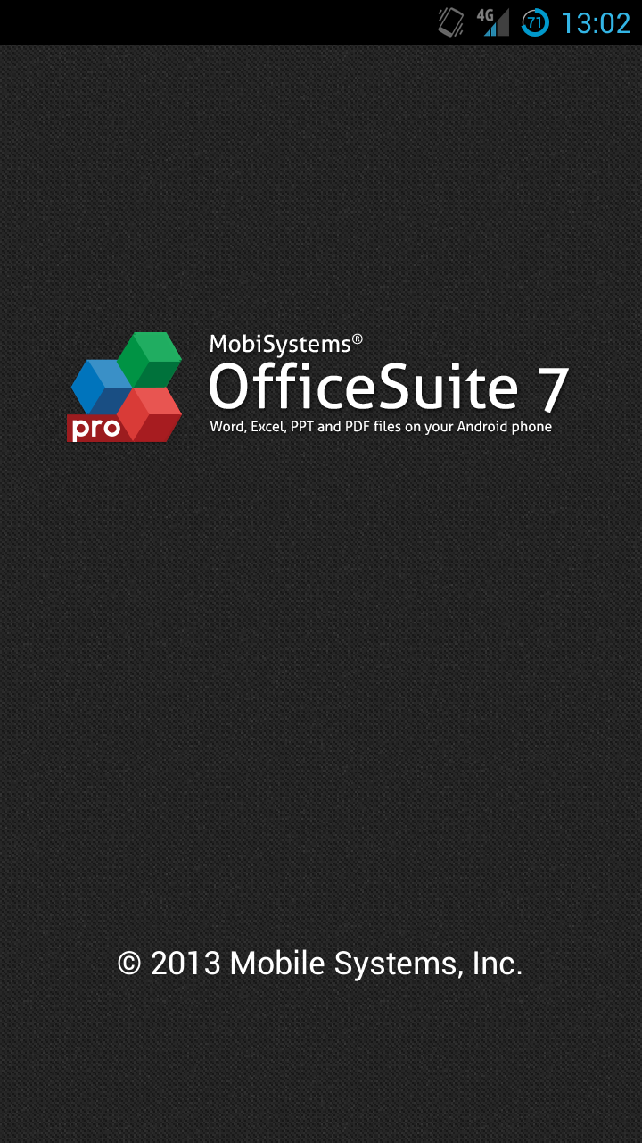 App Review: Office Suite Pro - News - Bubblews | My Writings