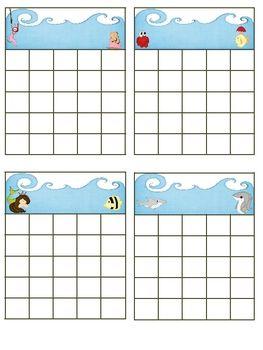 Free Printable Sticker Charts Jungle Theme