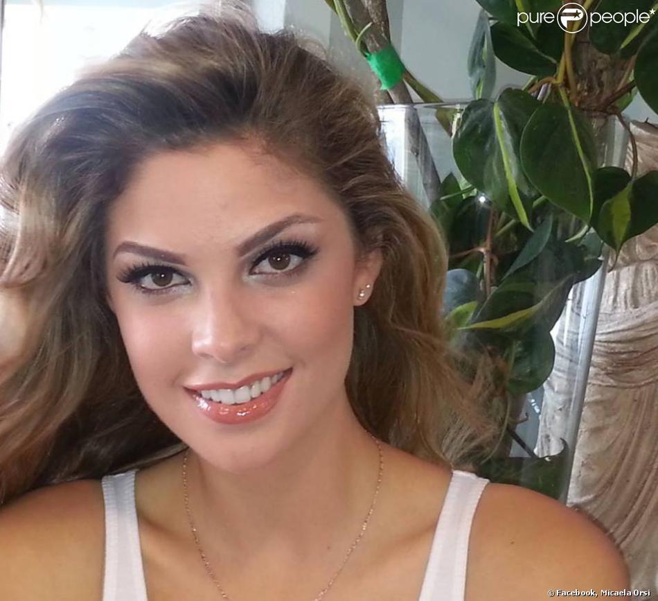 URUGUAY| Micaela Orsi - Miss Universe Uruguay 2013