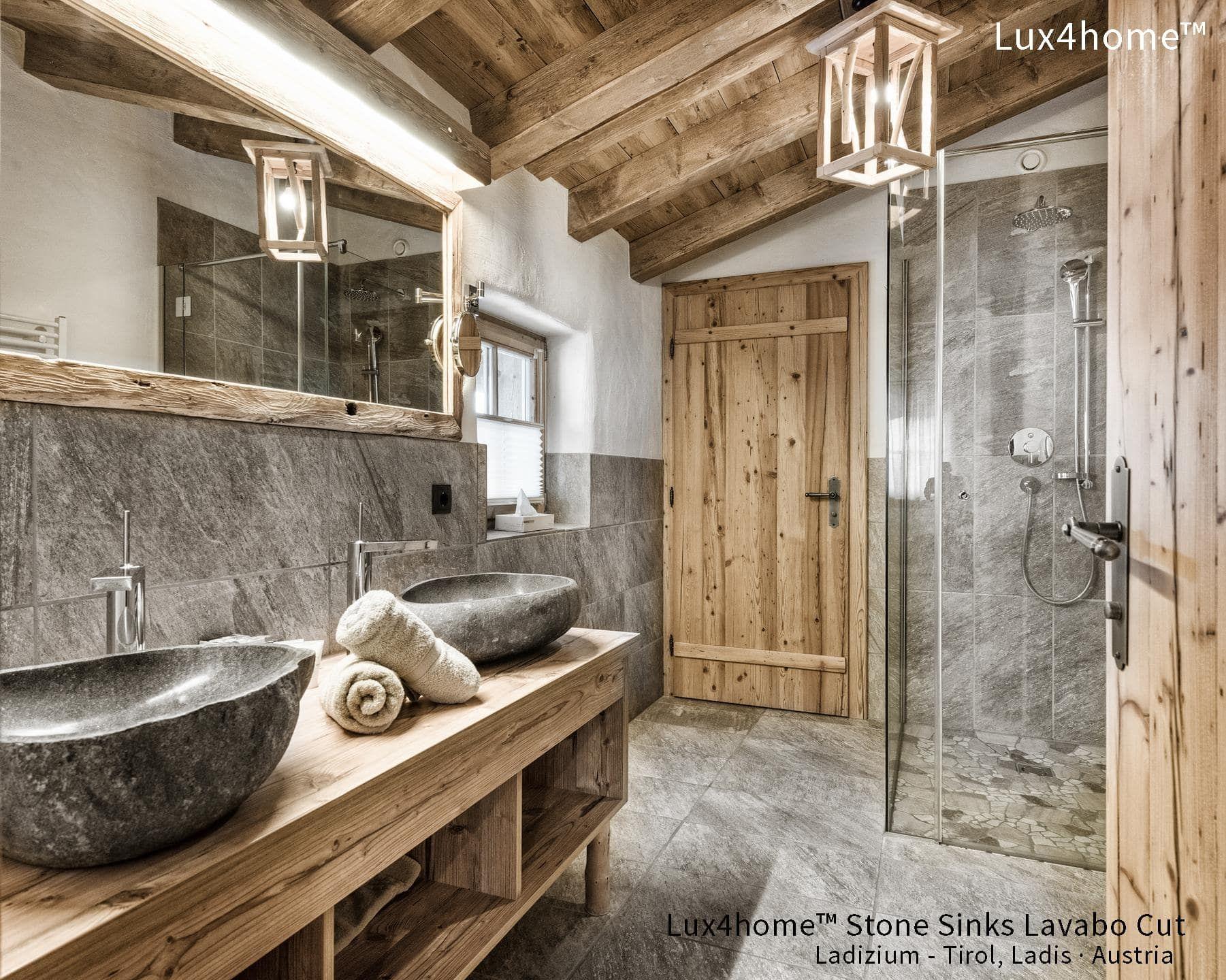 Umywalki Kamienne Do łazienki Umywalka Z Kamienia