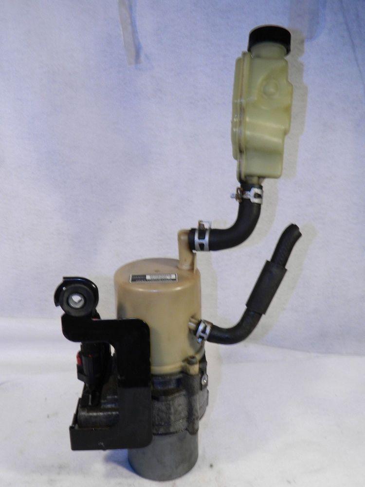 2010 2013 Mazda 3 Mazda 5 Power Steering Pump With Reservoir 2 Plugs Oem Pumps Plugs Oem