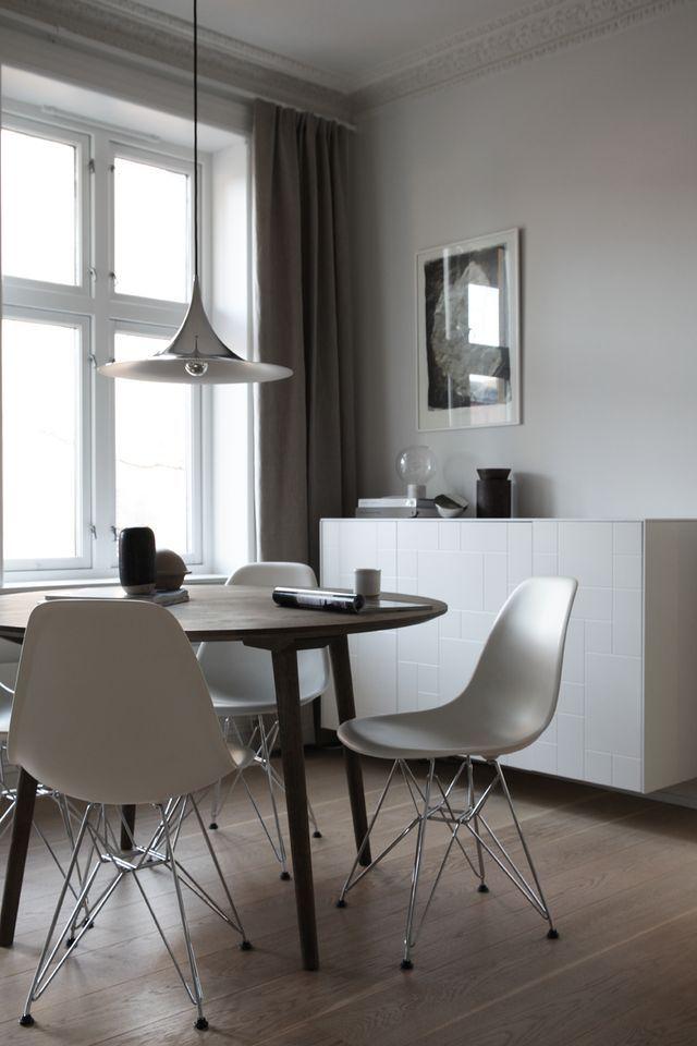 Dining area at home elisabeth heier esszimmer for Esstisch designklassiker
