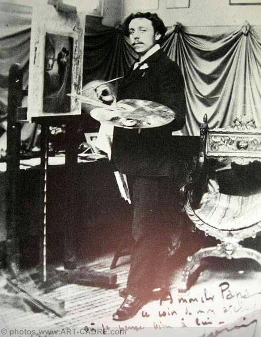 Louis Icart artiste