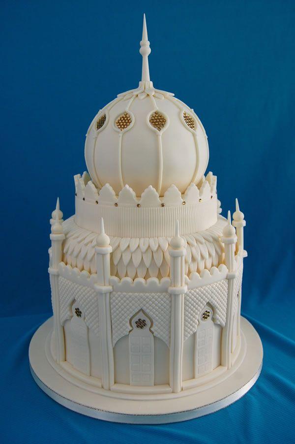 Royal Pavilion Brighton Wedding Cake Price 600 Cakes