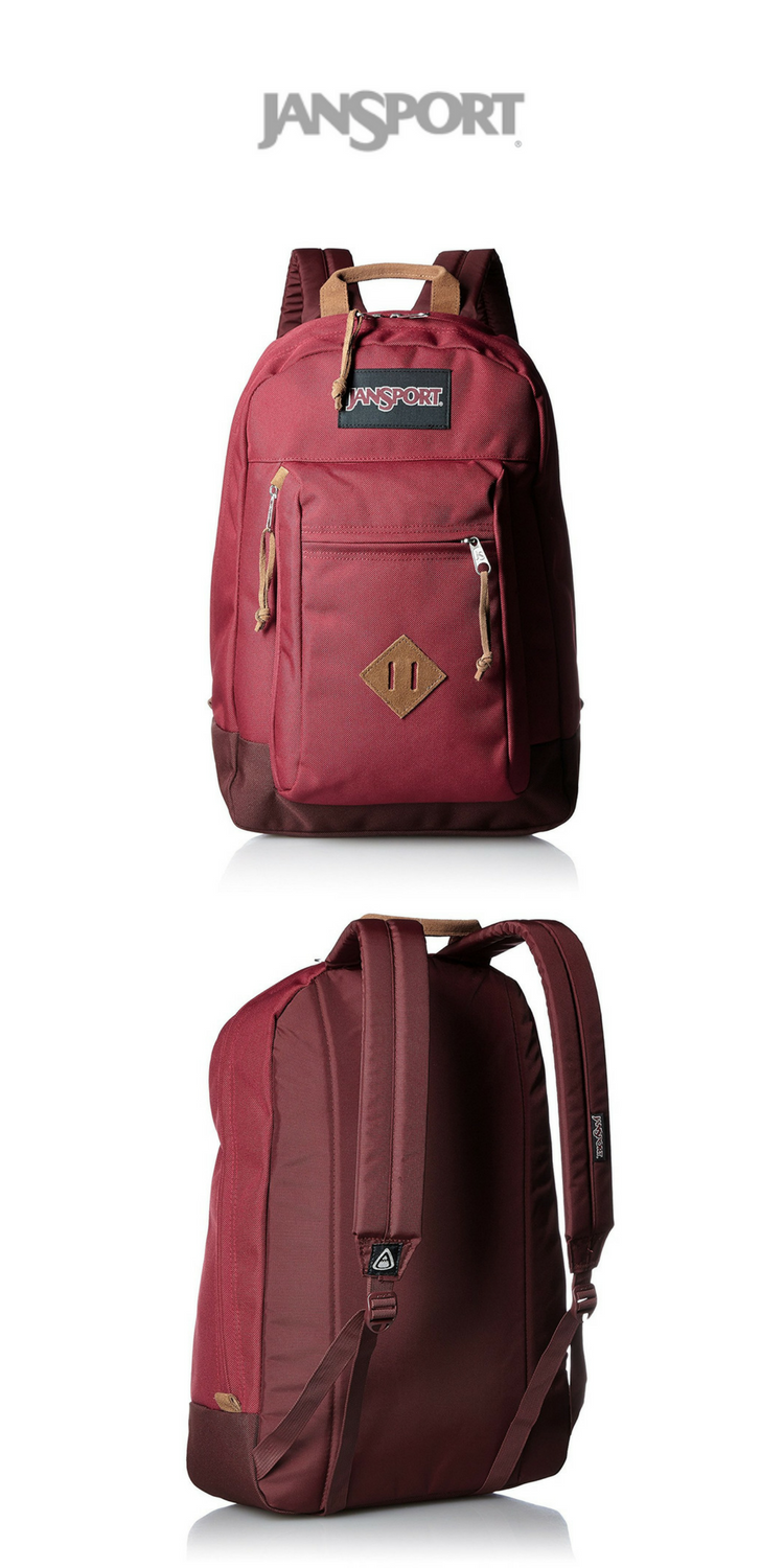 cfe7b4ca2e1ed JanSport - Reilly Backpack | Viking Red | Click for Price and More |  Backpack Ideas | Backpack Styles | Backpack Tips | JanSport Backpack | Best  College ...