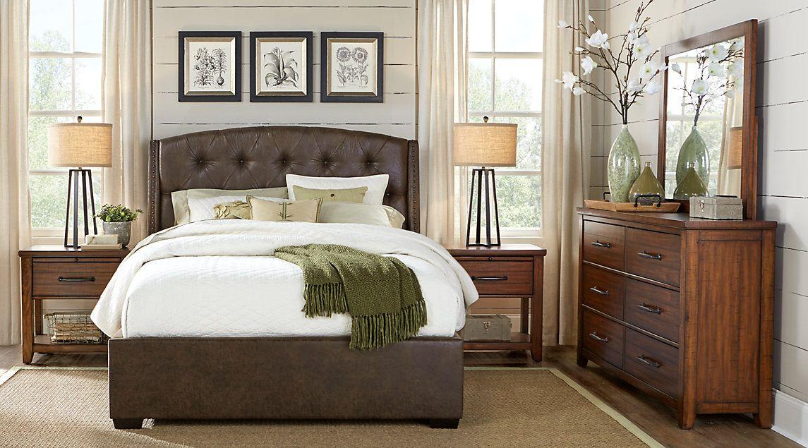 Affordable Queen Bedroom Sets for Sale: 5 & 6-Piece Suites ...
