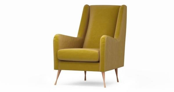 About The Peace Accent Chair Accent Chairs Living Room Seating
