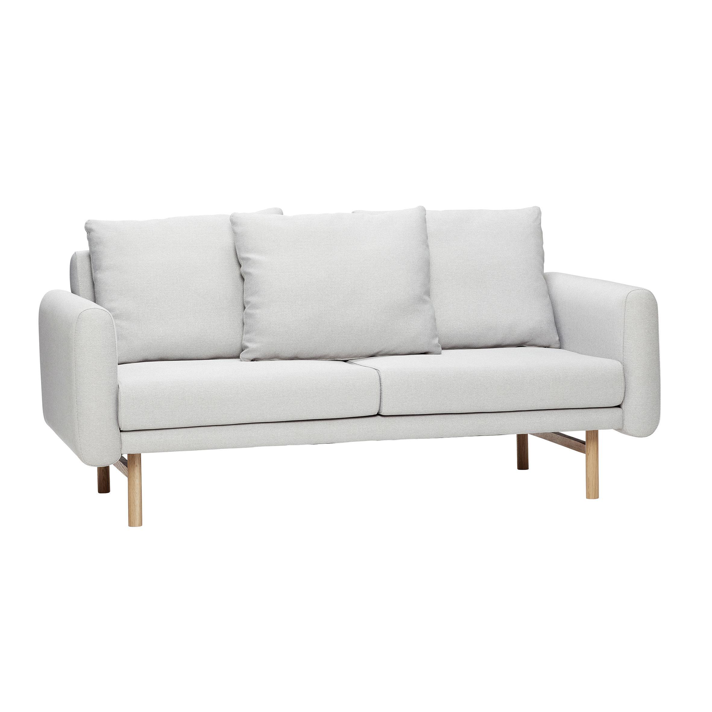 Astonishing Light Grey Fabric Sofa With Wooden Legs For 2 People Light Frankydiablos Diy Chair Ideas Frankydiabloscom