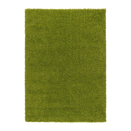 another pop of colour - this rug is cute & the high pile resembles grass. Would work for living room on 1st.