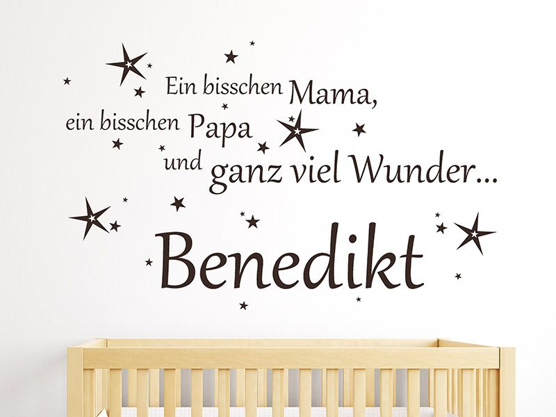 wandtattoo ein bisschen mama ein bisschen baby pinterest baby baby kinderzimmer und. Black Bedroom Furniture Sets. Home Design Ideas