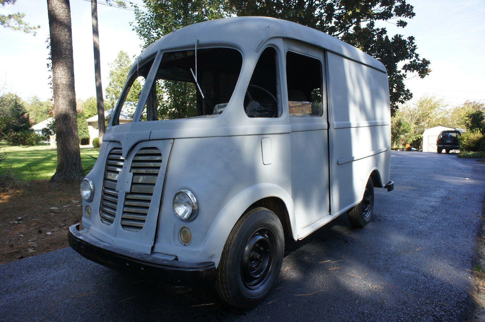 Details about 1950 International Harvester Other | Vintage Step Vans