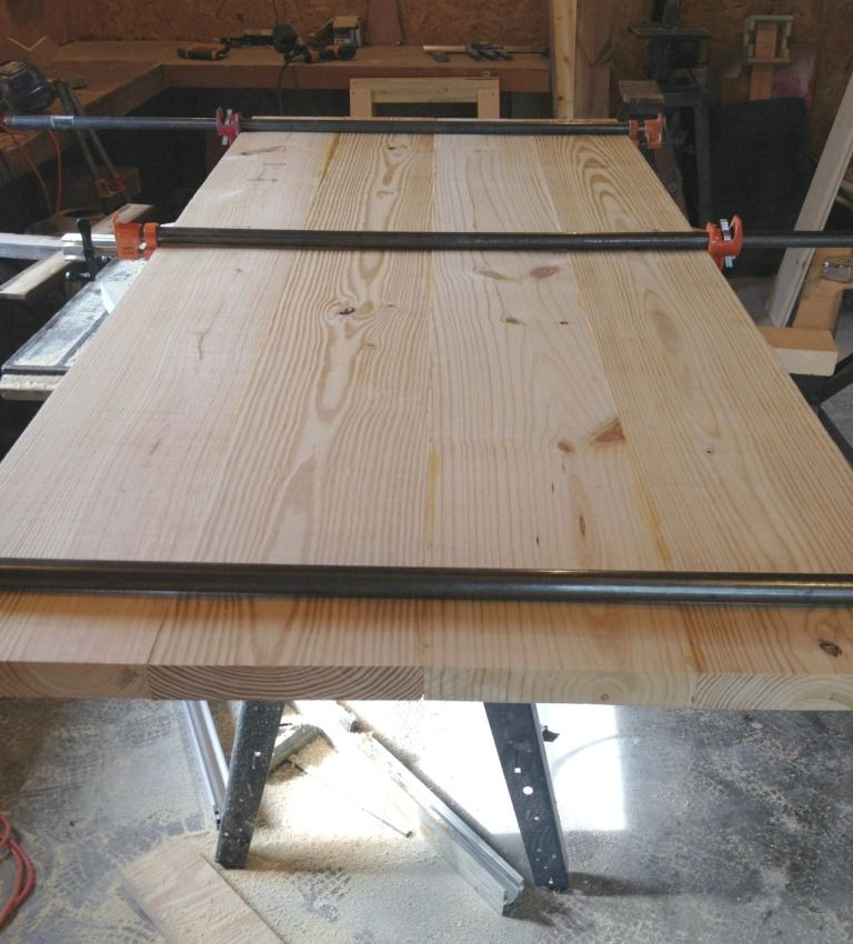 How To Build A Simple Diy Wooden Table Top The Simple Way