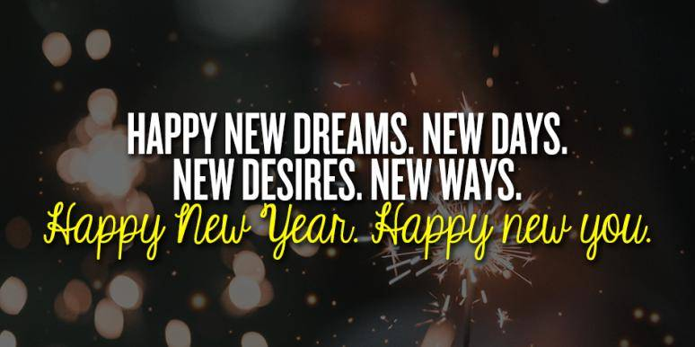 35 Happy New Year Quotes That Prove 2020 Is Going To Be