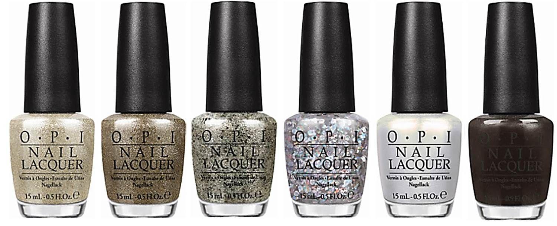 OPI-Mariah-Carey-Holiday-2013-glitter-nail-polish-collection   Nails ...