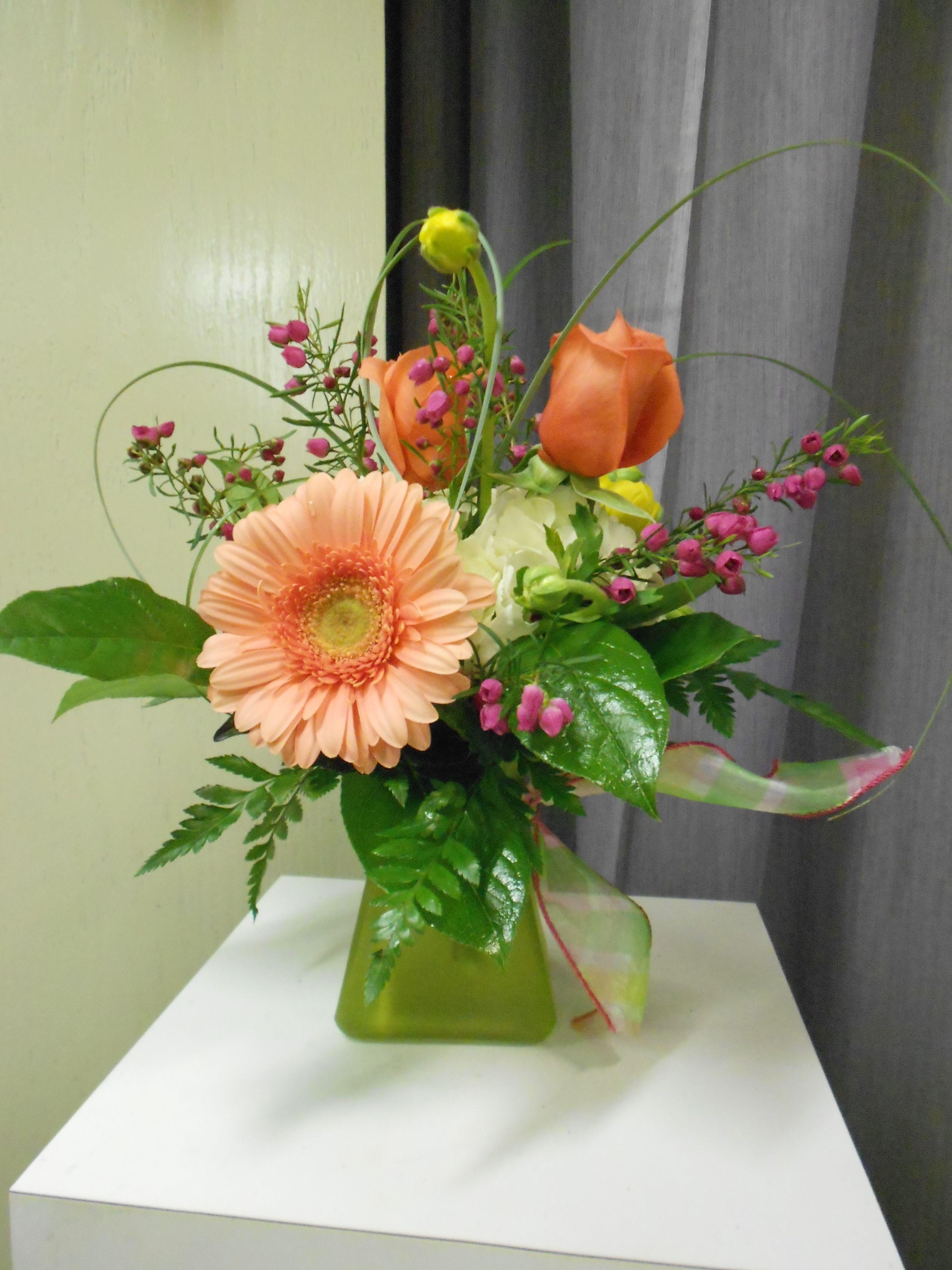 Gerb Arrangement Bouts Corsages Bouquets Etc Pinterest