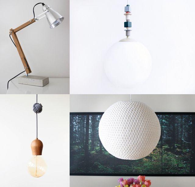 Lampor x 4