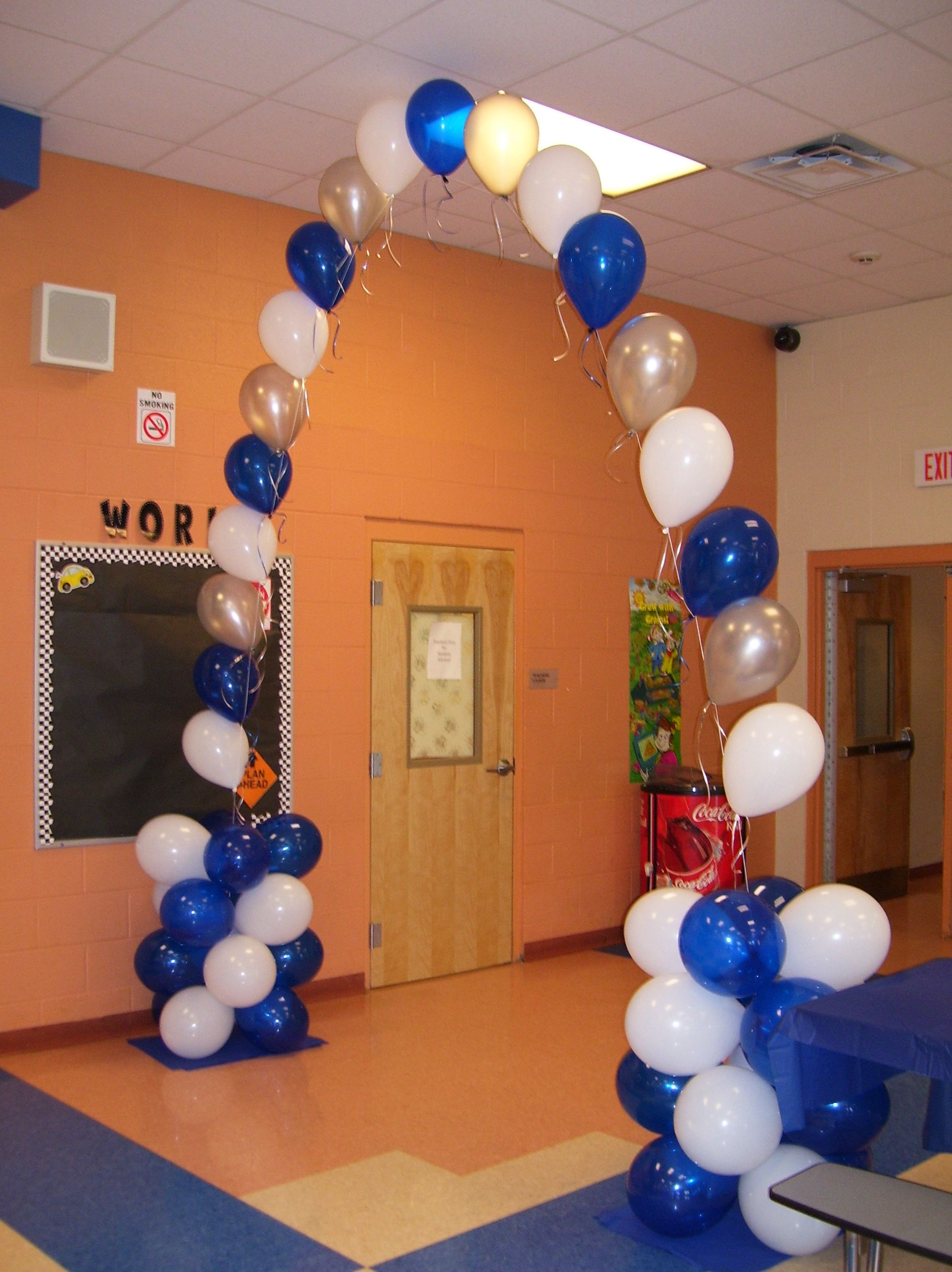 Balloon arch decorating diy kit from celebrate the day for Balloon arch decoration kit