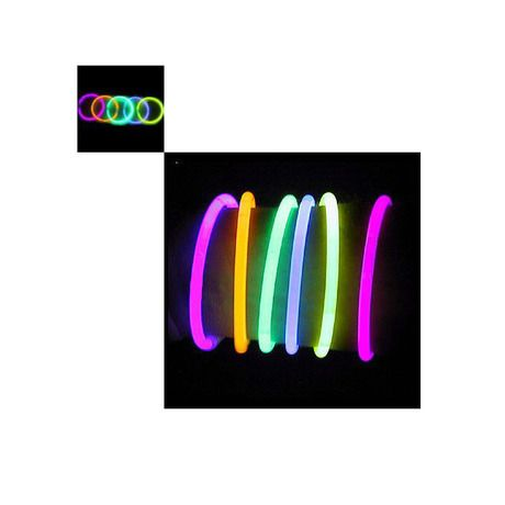 I found this amazing 100-Pack: Glow Sticks - Multiple Colors at nomorerack.com for 60% off. Sign up now and receive 10 dollars off your first purchase.
