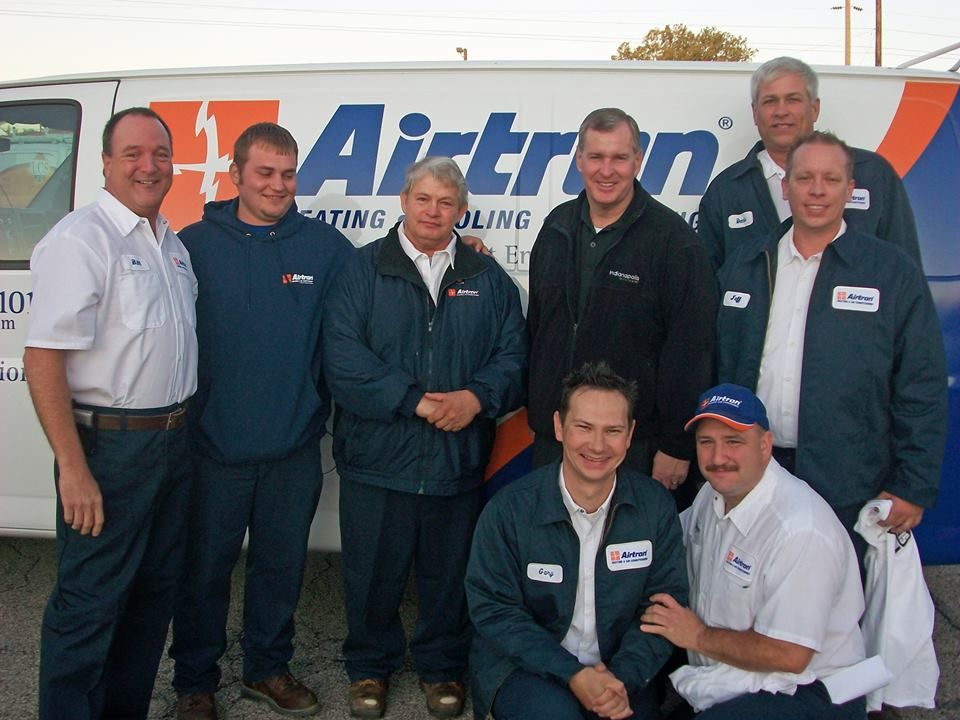 Heating And Air Conditioning Service Indianapolis Airtron Has