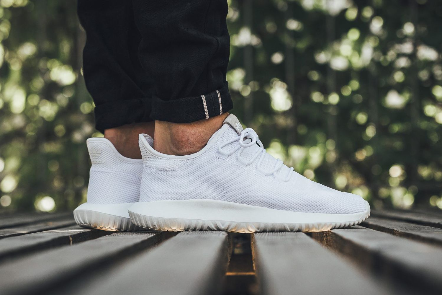 639e30a9341 The adidas Originals Tubular Shadow Gets Reworked in All-White in ...
