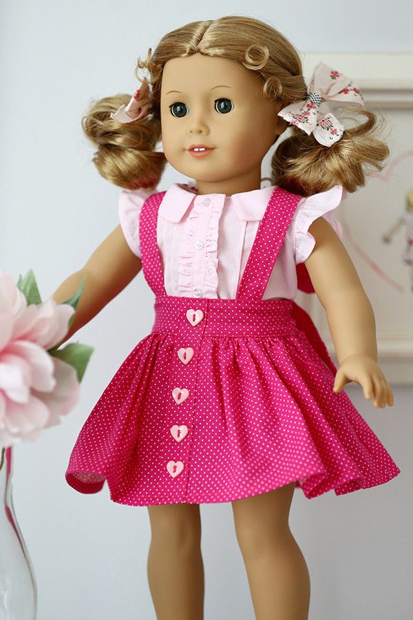 Willow Doll - Violette Field Threads
