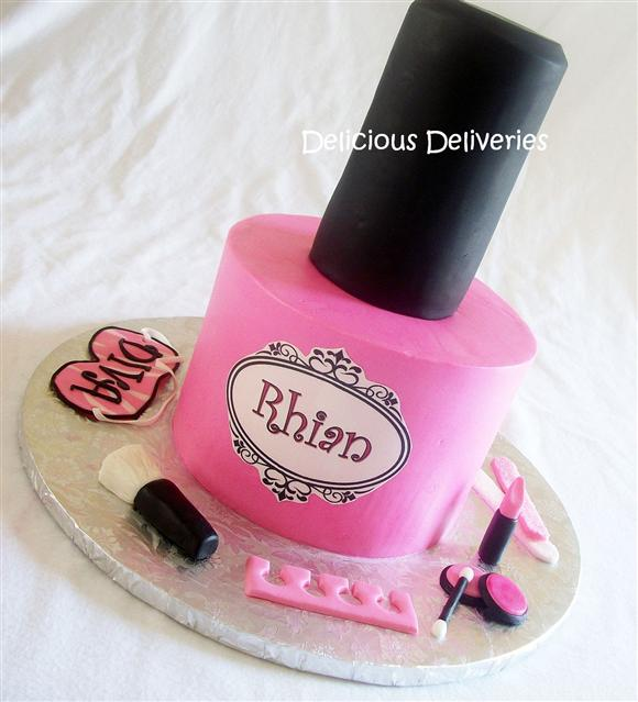 Birthday Cake Nails: View Thousands Amazing Images On Nailsimg.com