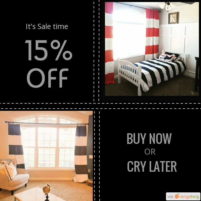 15% OFF on select products. Hurry, sale ending soon!  Check out our discounted products now: https://orangetwig.com/shops/AABKUTh/campaigns/AACsKbm?cb=2016006&sn=FrostingHomeDecor&ch=pin&crid=AACsKAn&utm_source=Pinterest&utm_medium=Orangetwig_Marketing&utm_campaign=Memorial_Sale   #etsy #etsyseller #etsyshop #etsylove #etsyfinds #etsygifts #interiordesign #stripes