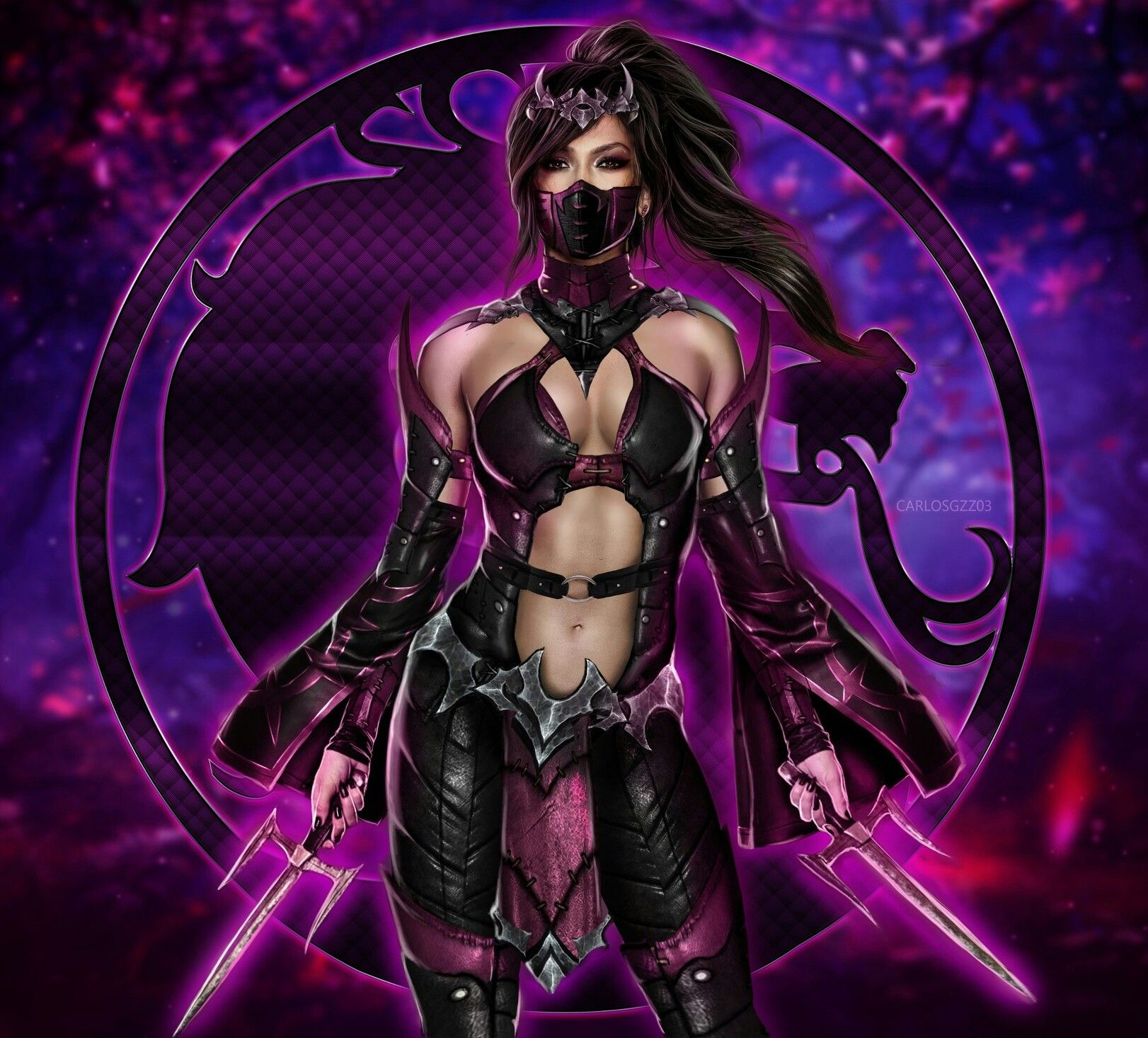mortal kombat characters female