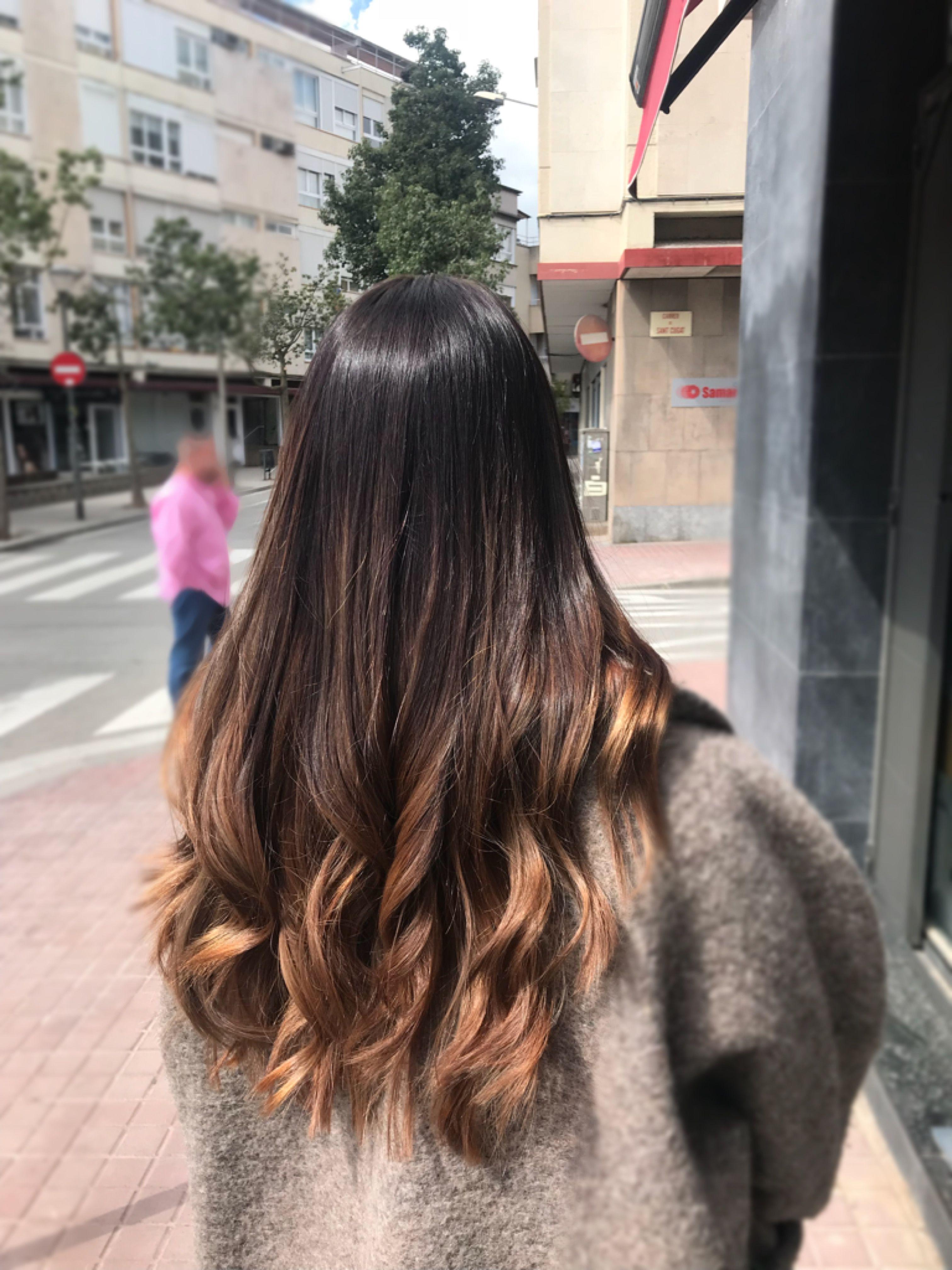 Honey balayage hair in pinterest hair balayage and