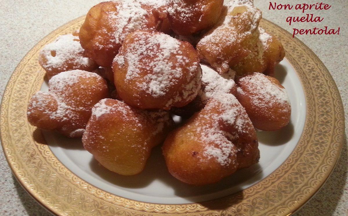 Oggi su #nonapritequellapentola vi offriamo le frittelle di #Carnevale di nonna Lucia.Venite a provare la nostra #ricetta e buona giornata!!! http://blog.giallozafferano.it/nonapritequellapentola/frittelle-di-carnevale-della-nonna/