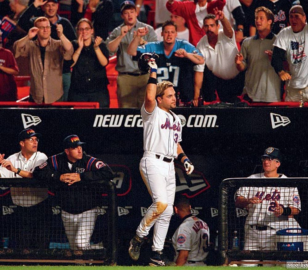 The 85 Most Powerful Photos In Sports History Mike Piazza New York Mets Shea Stadium