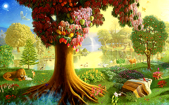 Liebe Das Ganze Weil Das Ganze Liebe Ist Der Garten Eden Jeshua Gechannelt Durch Pamela Kribbe Garten Eden Gute Taten Garten