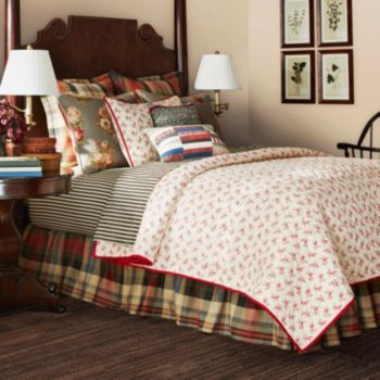 Chaps Hudson River Valley Coverlet Collection All Things