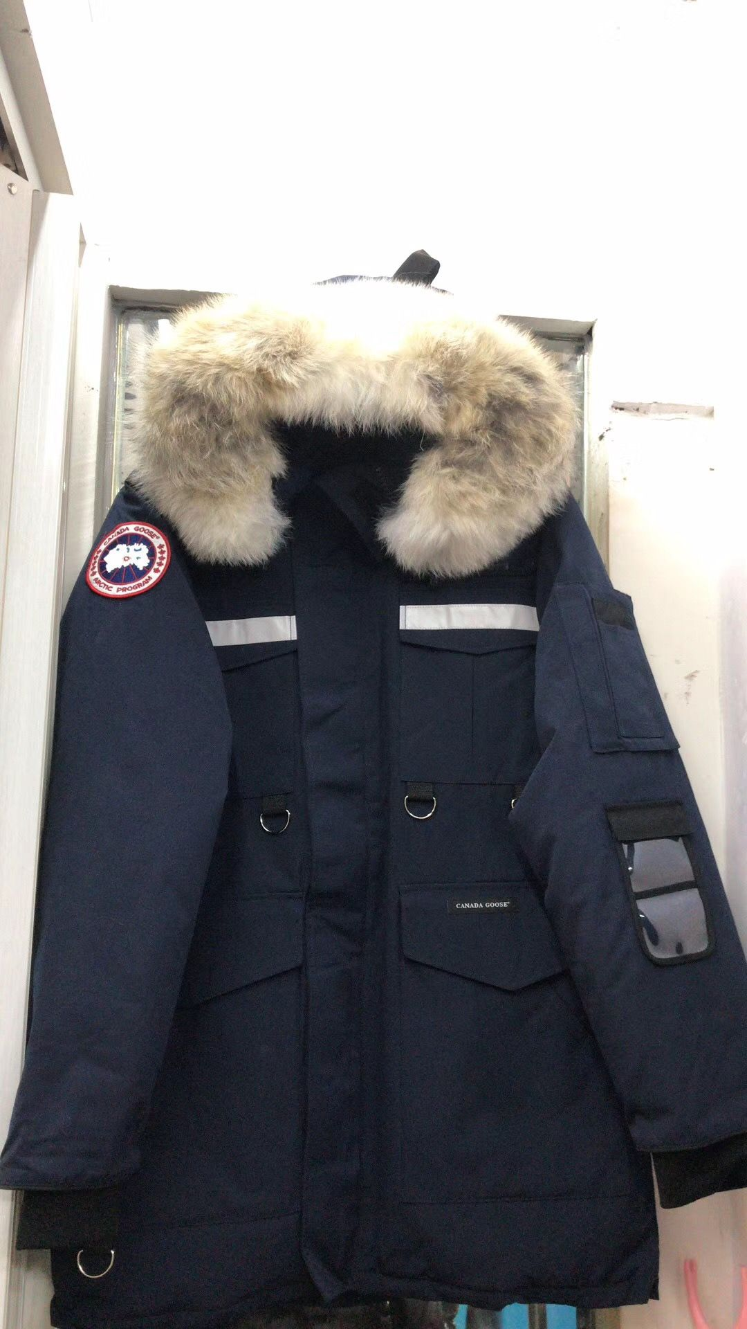 down jacket moncler canada goose coat (With images)